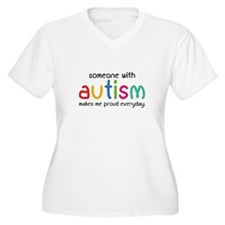 Someone With Autism Makes Me Proud Everyday Women'