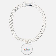 Someone With Autism Makes Me Proud Everyday Bracelet