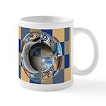 Unique Abstract Mug