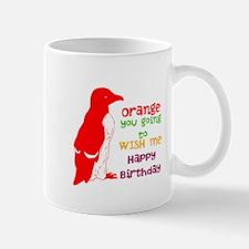Happy Birthday/ Mug