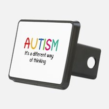 Autism It's a different way of thinking Rectangula