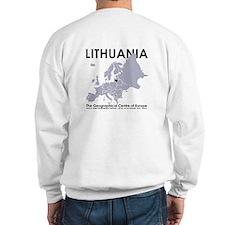 Centre of Europe Sweatshirt
