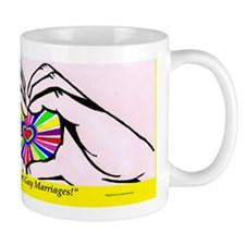 I support Gay Marriages Mug