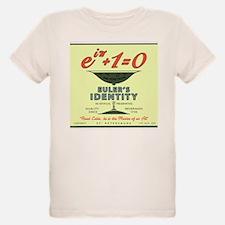 Euler's Identity : The Pure Taste T-Shirt