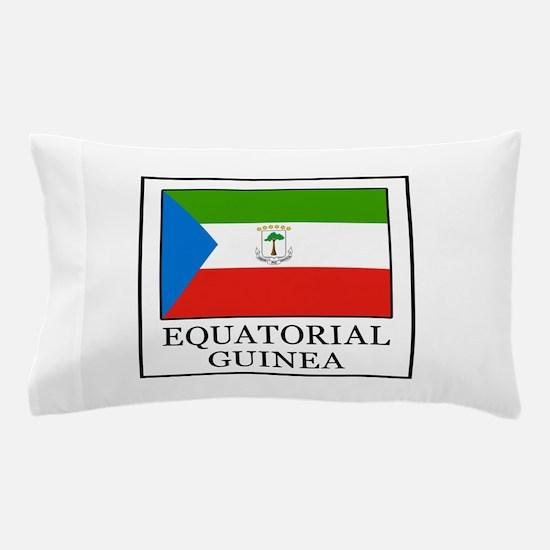 Equatorial Guinea Pillow Case