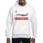 F-14 Tomcat VF-102 DIAMONDBAC Hooded Sweatshirt