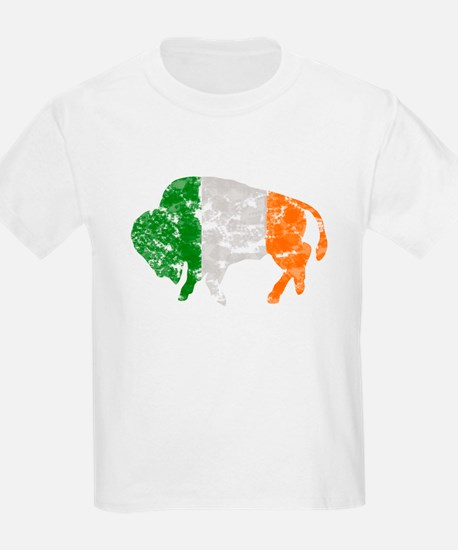 Irish Buffalo Kids T-Shirt