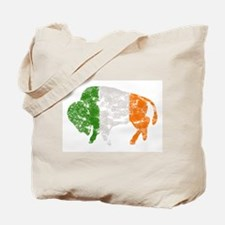 Irish Buffalo Tote Bag