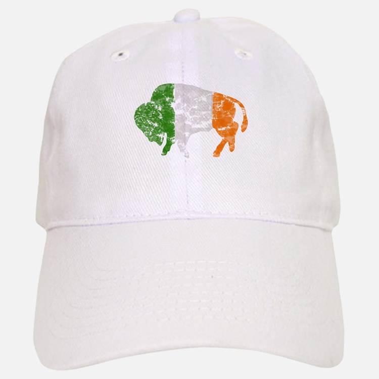 Irish Buffalo Baseball Baseball Cap