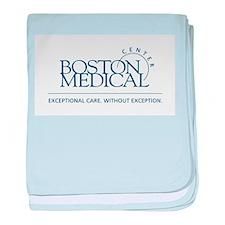 Boston Medical Center baby blanket