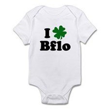 I Shamrock Buffalo Infant Bodysuit