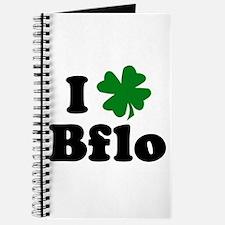 I Shamrock Buffalo Journal