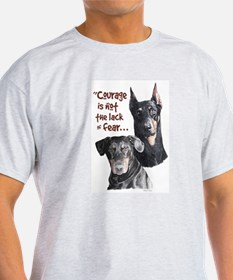card-courage-front T-Shirt