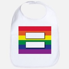 Marriage of Equality Bib