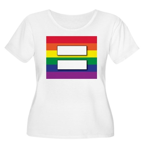 Marriage of Equality Plus Size T-Shirt