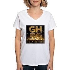 General Hospital 50th Anniversary Women's V-Neck T