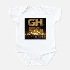 General Hospital 50th Anniversary Infant Bodysuit