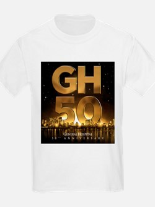 General Hospital 50th Anniversary T-Shirt