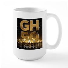 General Hospital 50th Anniversary Large Mug
