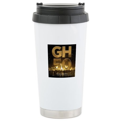 General Hospital 50th Anniversary Stainless Steel