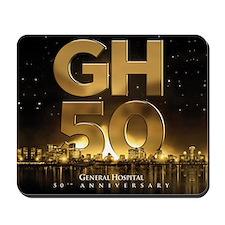 General Hospital 50th Anniversary Mousepad