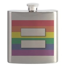 Marriage of Equality Flask
