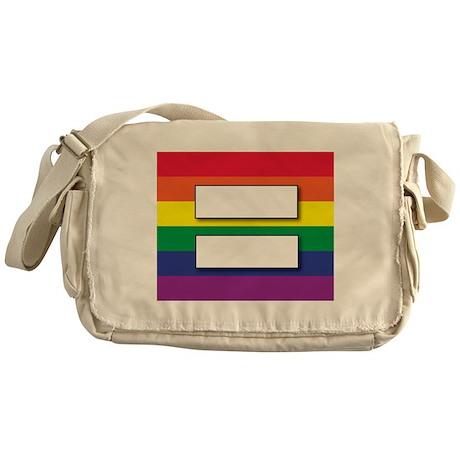 Marriage of Equality Messenger Bag