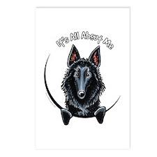 Belgian Sheepdog IAAM Postcards (Package of 8)