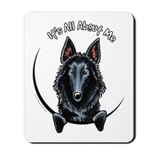 Belgian Sheepdog IAAM Mousepad