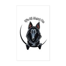 Belgian Sheepdog IAAM Decal