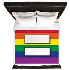 Marriage of Equality King Duvet
