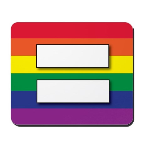 Marriage of Equality Mousepad