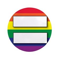 "Marriage of Equality 3.5"" Button"