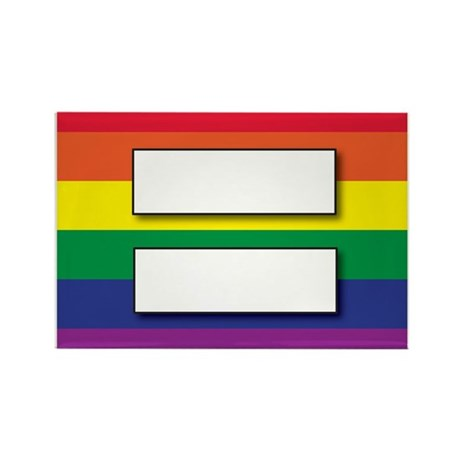 Marriage of Equality Rectangle Magnet (100 pack)