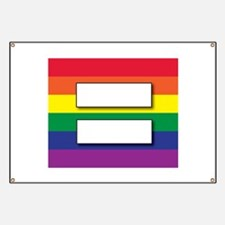 Marriage of Equality Banner