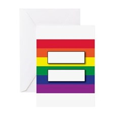 Marriage of Equality Greeting Card