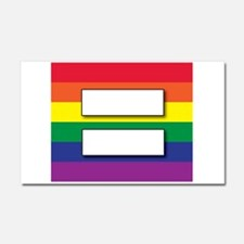 Marriage of Equality Car Magnet 20 x 12