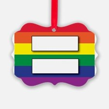 Marriage of Equality Ornament
