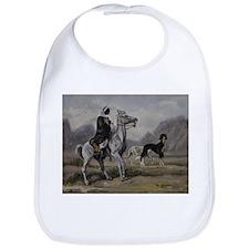 Arabian Horse and Saluki Dog Bib