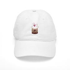 15th Birthday Cupcake Baseball Cap