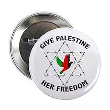 """Funny Anti islamic 2.25"""" Button"""
