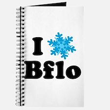 i snowflake buffalo Journal