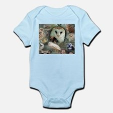 Happy Owls Body Suit