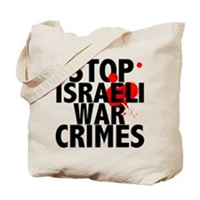 Funny War crimes Tote Bag