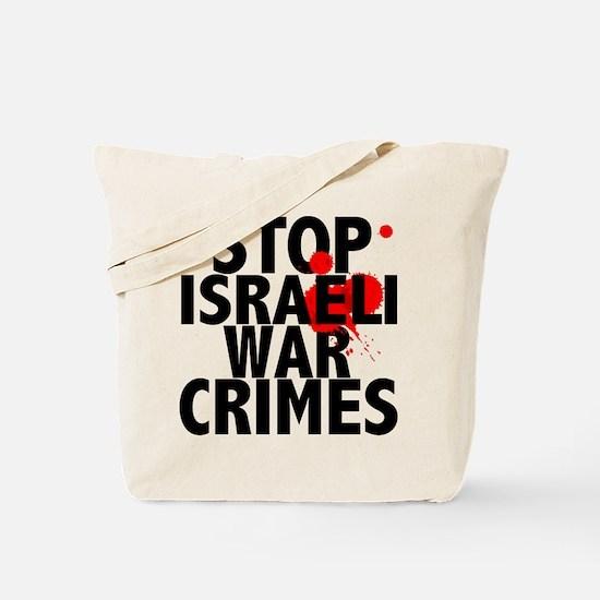 Unique War is a crime Tote Bag