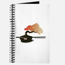 the leaning bonsai Journal