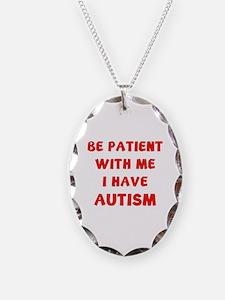 I have autism Necklace