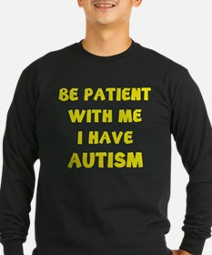 I have autism T