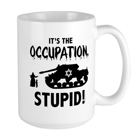 the_occupation_stupid_light Mugs
