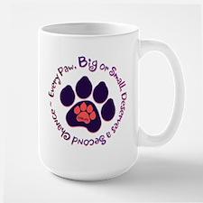 Every Paw ~ Mug